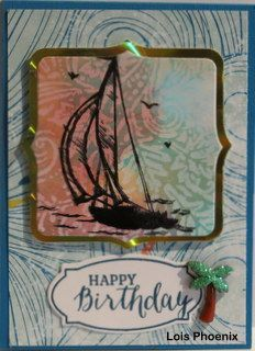 Splitcoaststampers FOOGallery - On the Sea