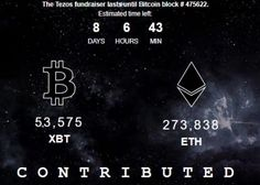 Ex-Goldman HFT Trader Makes Blockchain History Raising $200 Million In Tezos ICO In 4 Days http://betiforexcom.livejournal.com/26004381.html  Who needs IPOs when you have blockchain, and a lot of people willing to throw good money, or rather cryptocurrency, after bad something totally unknown.Presenting the Initial Coin Offering (ICO) for Tezos, a blockchain startup which has tapped a virtually unlimited source of funding, and has raised over $200 million in just four days. Tezos is already…
