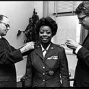 Colonel Ruth Alice Lucas was the first African American woman in the Air Force to be promoted to the rank of colonel. At the time of her retirement, she was the highest-ranking African American womanColonel Ruth Alice Lucas was the first African American woman in the Air Force to be promoted to the rank of colonel. At the time of her retirement, she was the highest-ranking African American woman in the Air Force. Lucas was born in Stamford, Connecticut, on November 28, 1920. After high…