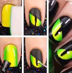 18-best-easy-halloween-nails-art-tutorials-for-beginners-learners-2016-17