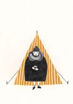 Liekeland, de la ilustradora Lieke van der Vorst.