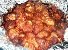 Campfire Monkey Bread Recipe