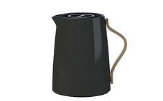 'Emma' Kanne Tee 1.0l schwarz | Stelton-Store | DESIGN | MÖBEL | NENNMANN Objekt- und Wohneinrichtungen