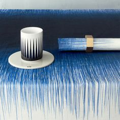 Pen textiles from ferm LIVING's SS2014