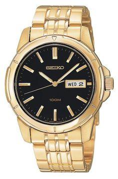 Seiko Mens SGG788 Watch: Watches: Amazon.com