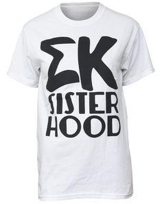 Sigma Kappa Sisterhood Shirt