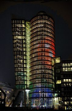 Uniqa Tower, Vienna, by legostein on skyscrapercity