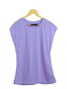 Sexy Fashion Women Girls Novelty Hollow Skull Back T-shirt Top - US$5.55