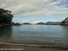 ABOUT MY ITALIA: Liguria and Toscana/Tuscany - Beach Seno delle Ste...