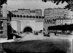 Un autre regard sur le chantier du Tunnel de La Croix-Rousse