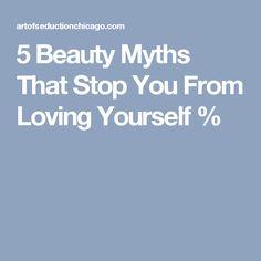 5 Beauty Myths That
