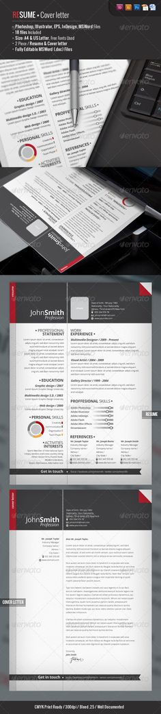 professional resume cover letter sample
