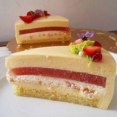 I Dolci di Pinella: # a tutto Laghi crostata di crema pere e ...