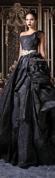 Rami Kadi Couture Fall 2012-13