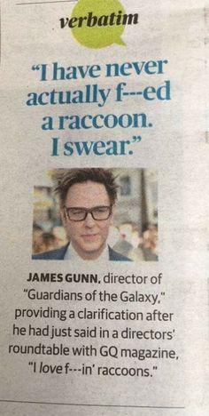 bruh he lying James Gunn, Verbatim, Fair Games, Sad Life, Very Bad, Gq Magazine, Guardians Of The Galaxy, Movie Quotes, Mtv
