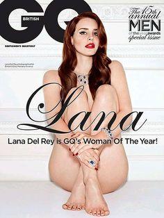Lana Del Ray - GQ 2012