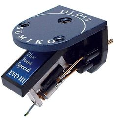 Sumiko Blue Point Special Evo III Hi MC Phono Cartridge