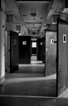 This psychiatric hospital was built in 1931 to alleviate overcrowding in the surrounding facilities - it consisted of over 900 acres of sprawling, Tudor-style buildings in a cottage hospital plan. In 1940 it became the state's first juvenile mental health facility.    In the 1970s, patient escapes began to plague the hospital and surrounding community, and reports of patient abuse had begun circulating. In May of 1987,