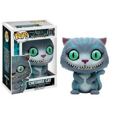 Funko Cheshire Cat 178, Alice (Movie), Alice in Wonderland, Alice no País das Maravilhas, Disney