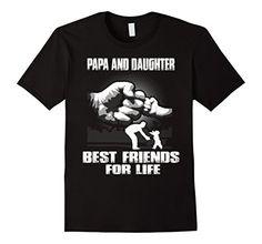 Men's Papa & Daughter 2XL Black Unknown…