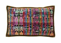 Tribal Customs: Multicolored ethnic motifs intermingle with traditional stripes in Dransfield & Ross's effervescent presentation of native craftsmanship. October 2013 #hpmkt
