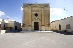 Chiesa di Santa Maria della Neve su 365giorninelsalento.it