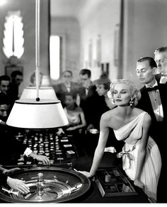 old Hollywood glamour x