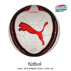 Balon Spirit IMS Approved Blanco/Rojo/Negro  Marca: Puma 640040082031008    $ 330,00 (U$S 57,39)