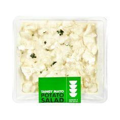 Tangy Mayo Potato Salad 500g Classic Potato Salad, Coleslaw Salad, Tangier, Side Salad, Vegetable Salad, Potatoes, Herbs, Fruit, Vegetables
