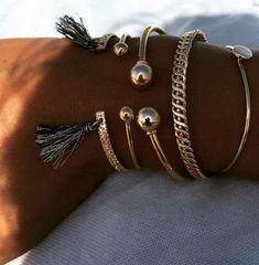 trendy fashion bracelet 2019 – Jewelry And Accessories Trendy Bracelets, Trendy Jewelry, Cute Jewelry, Fashion Bracelets, Fashion Jewelry, Women Jewelry, Stacking Bracelets, Ankle Bracelets, Jewelry Bracelets