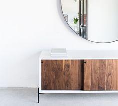 Modern Wood Furniture, Custom Made in Los Angeles – CROFT HOUSE