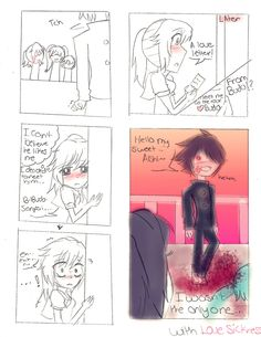 Love Virus Pg 2 by Sonikkufreak