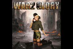 Gina-Lisa  for WAR2GLORY| Andreas Muhme • PHOTOGRAPHY