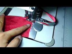 Hair Band, Machine Embroidery, Sewing, Youtube, How To Make, Room, Beginners Sewing, Gingham Quilt, Sewing Lessons