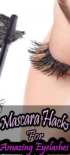 Mascara is a staple in everyone's makeup bag. It is the most important step that many of us never skip. There are some mascara hacks and tricks that enhance your eyelashes even more. [Read the Rest] Makeup Eye Makeup Tips, Beauty Makeup, Makeup Products, Mascara Tips, How To Apply Mascara, Skin Care Regimen, Skin Care Tips, Rosebud Salve, Natural Beauty Remedies