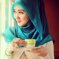 Dian Pelangi Hijab style