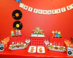 MKR Creations 's Birthday / Alvin and the Chipmunks - Diego's Birthday Party at Catch My Party 7th Birthday Party Ideas, Birthday Themes For Boys, Birthday Fun, Birthday Celebration, Alvin And The Chipmunks, Party Items, Baby Party, First Birthdays, Party Stuff