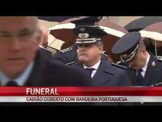 Centenas no adeus a polícia assassinado