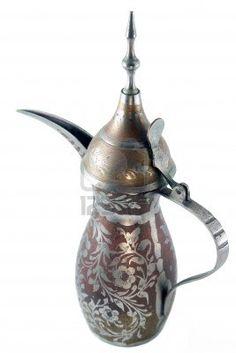 Arabic coffee pot - Dallah