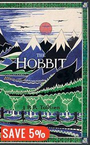 The Hobbit: my first fantasy book. Thank you Lauren for introducing me to it.