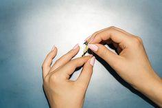 4 krok: Zawiąż rulonik sznureczkiem
