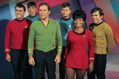 Star Trek Tv Series, Star Trek Cast, New Star Trek, Star Trek Original Series, Star Wars, Nichelle Nichols, I Love Lucy, Tv Oled, Beatles
