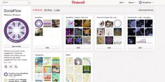 Pinterest Tricks — RSS sharing across Twitter and Facebook made easy