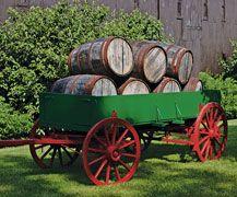 Kentucky Distillers Association Wheelbarrow, History Museum, Cannon, Makers Mark, Bourbon, Kentucky, Spirit, Bourbon Whiskey