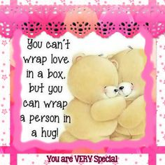 Happy Friday Ladies!! Sending hugs and love for a blessed weekend to you all ! LY ♥ ♥ From Carole x