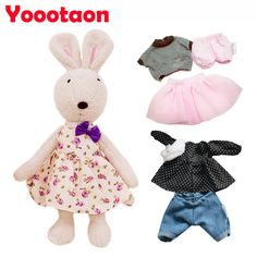 # Discounts Prices 1 rabbit + 3 sets of clothes Original Le sucre bunny rabbit plush dolls Stuffed kids toys with cute handmade Clothes [u9S5TbyH] Black Friday 1 rabbit + 3 sets of clothes Original Le sucre bunny rabbit plush dolls Stuffed kids toys with cute handmade Clothes [jNtfrcC] Cyber Monday [aDs4hC]