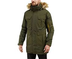 Shop for Men's Merrell Caribon Down Parka Deep Olive. Get free delivery On EVERYTHING* Overstock - Your Online Men's Clothing Shop! Down Parka, Ski And Snowboard, Clothes Line, Winter Is Coming, Canada Goose Jackets, Military Jacket, Rain Jacket, Windbreaker, Raincoat