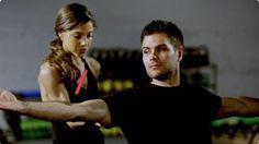 ヨガトレーナーに習う上半身トレーニング