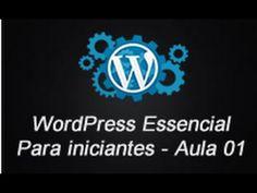Aula 01 - Introdução - Curso WordPress Essencial Para Iniciantes   Confira um novo artigo em http://criaroblog.com/aula-01-introducao-curso-wordpress-essencial-para-iniciantes/