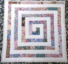 Frühchenquilt Spirale Quilts, Blanket, Baby & Toddler, Kids, Quilt Sets, Blankets, Log Cabin Quilts, Cover, Comforters
